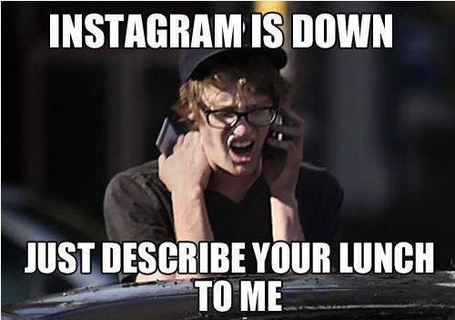 Friday Fails: Ways You Suck At Instagram
