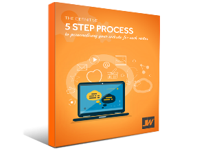 5 Step Process to Personalizing Your Website [New eBook]