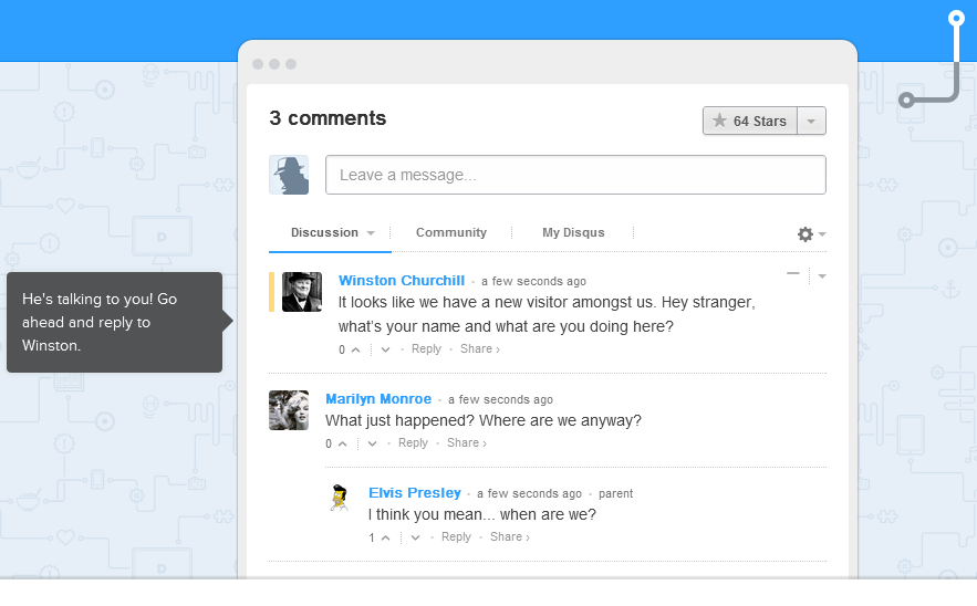 Real-Time Hubspot Blog Commenting
