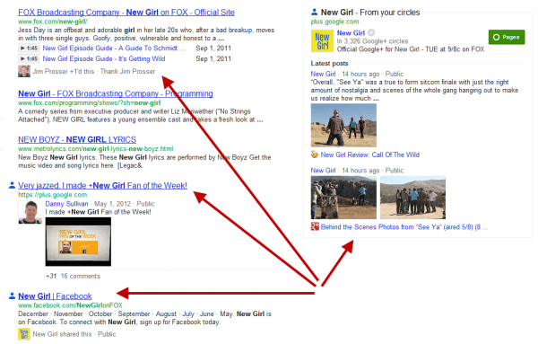 bing v google