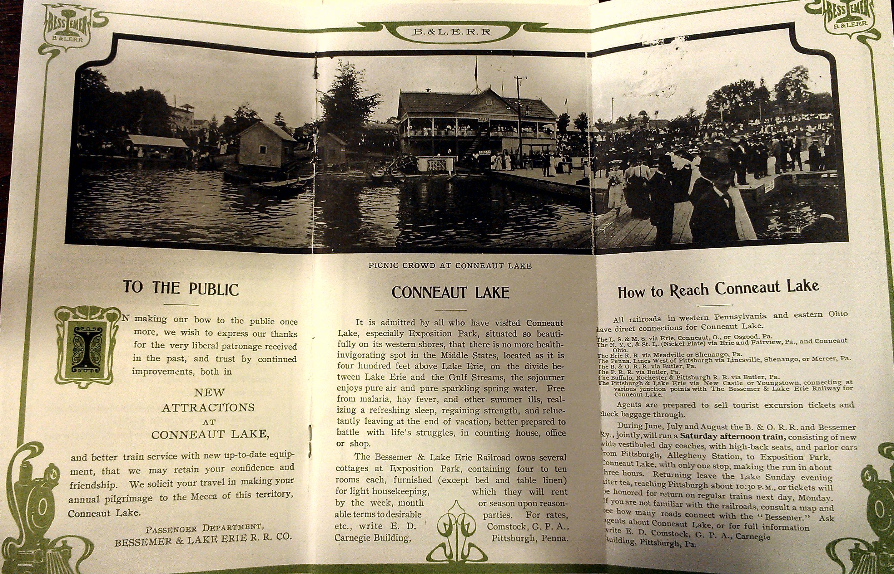 Content Marketing History Brochure