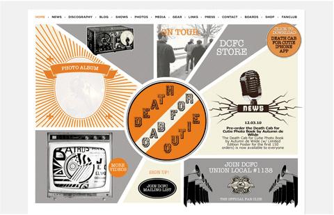 dcfc music website