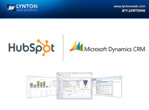 dynamics crm with hubspot integration