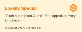 foursquare deal