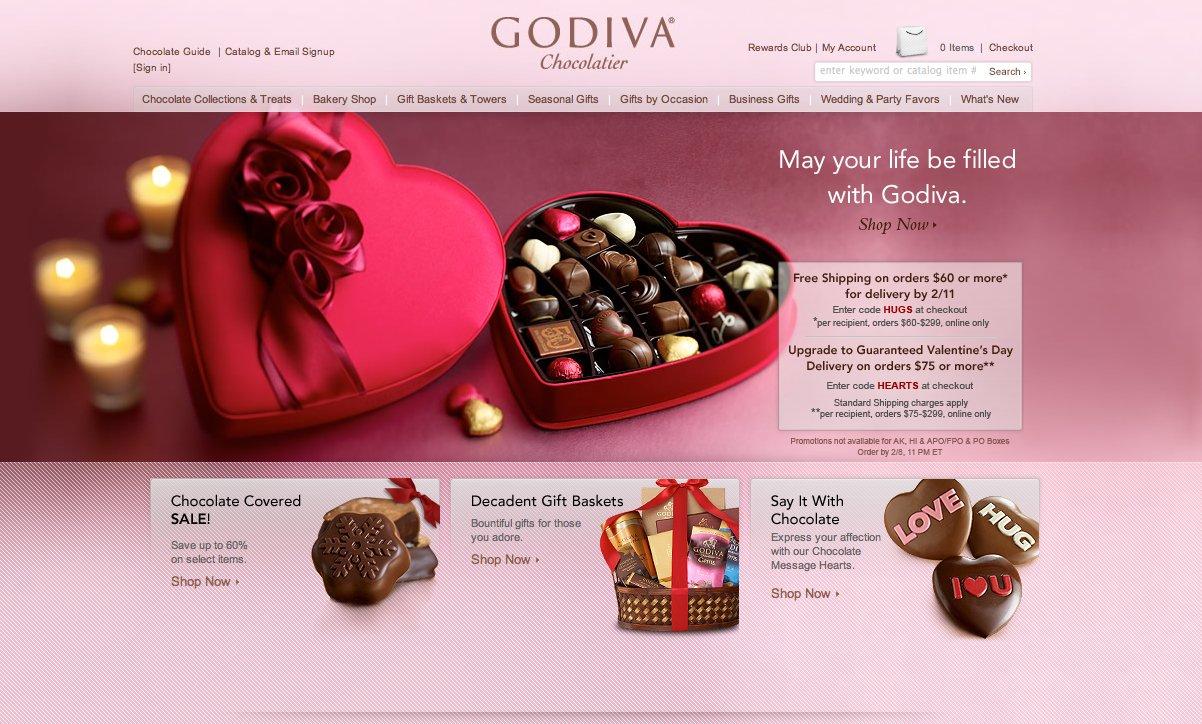 best valentines day websites