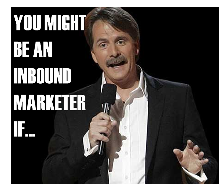 Inbound Marketing Humor