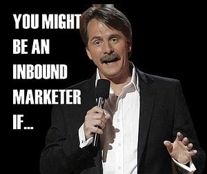 Inbound Marketing Humor