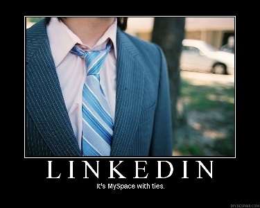 linkedin Myspace