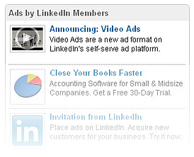 linkedin video ads