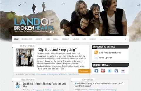 lobh music website