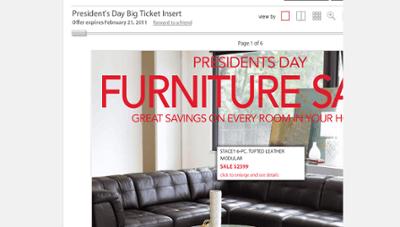 Macys.com E-Commerce Web Experiences