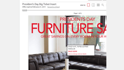 Macys.com E-Commerce Web Experiences