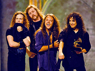 Metallica Grammy Awards