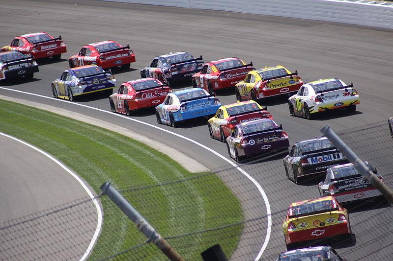 NASCAR Google