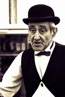 Old Salesman