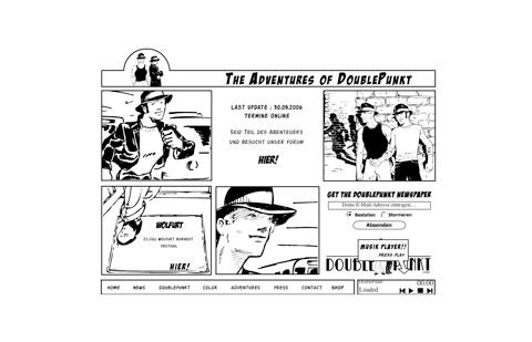 punkt music website