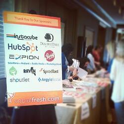 Social Fresh Sponsors