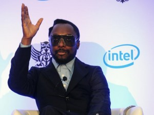 will.i.am Director of Creative Innovation for Intel