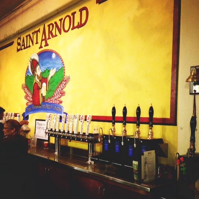 Beer, Saints, and Good Deeds