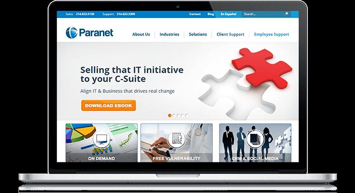 paranet redesign