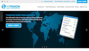 InTouch Technology HubSpot Website Redesign