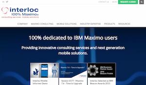 Interloc Solutions Website Redesign