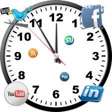 social media organize