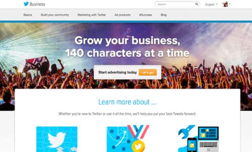 twitter small business