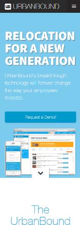 Urbanbound's Mobile Site