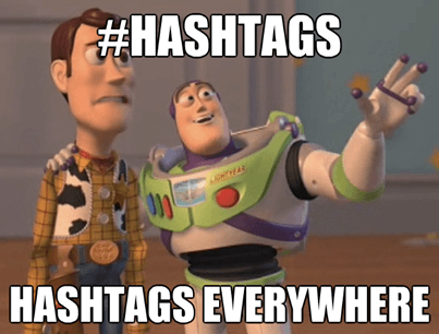 hashtags-everywhere