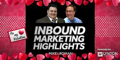 Sunday Inbound Marketing Highlights - Viral Audio, Social Data, and Facebook Paper