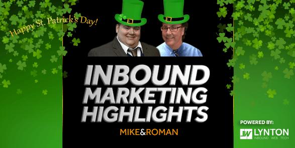 Sunday Inbound Marketing Highlights - Marvel, Voodoo and #BanBossy
