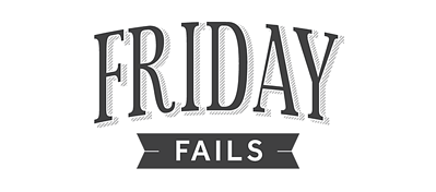 Friday Fails: Website Redesign Fails