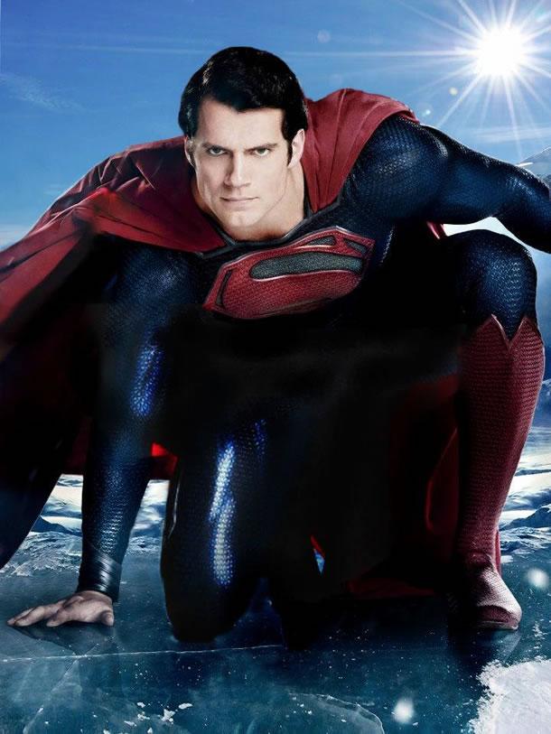 superman man of steel content marketing