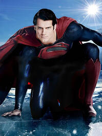 superman man of steel content marketing