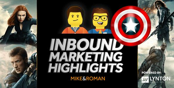 Inbound Marketing Highlights- Emotive Marketing, Vanguard, and HubSpot Seats