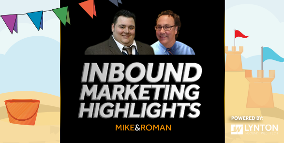 Inbound Marketing Highlights
