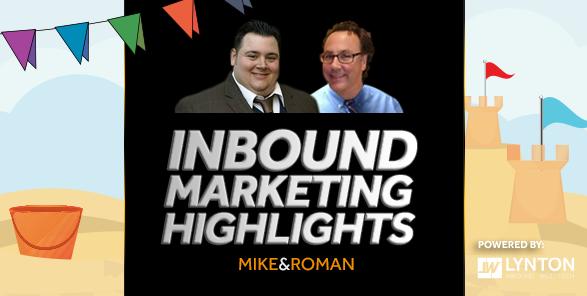 Inbound Marketing Highlights
