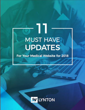 11 must have updates for your medical website