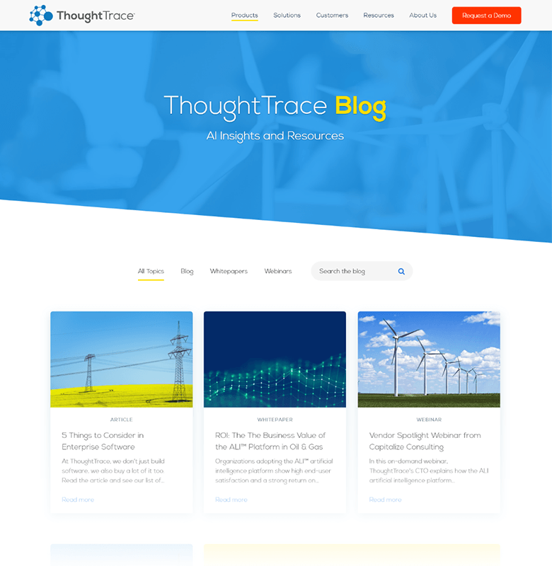 ThoughtTrace Blog