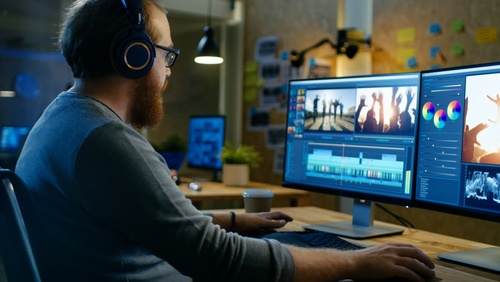 Getting started with Video Editing