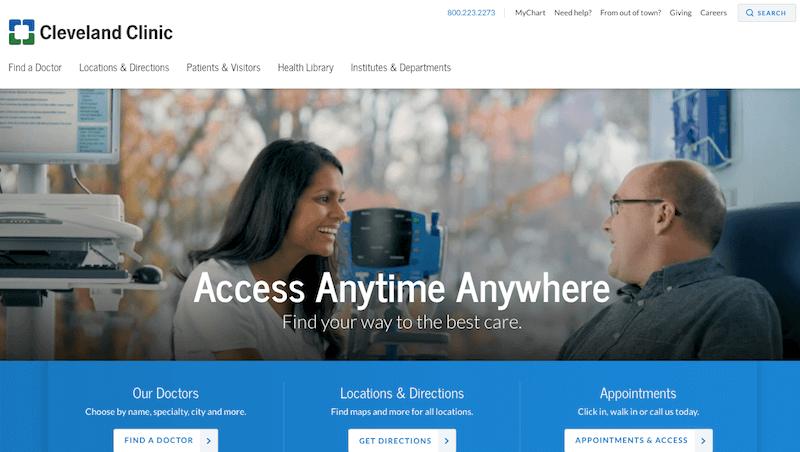 best doctor website design cleveland clinic.png