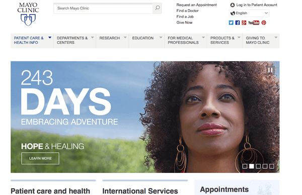 medical practice websites Mayo Clinic (1).png