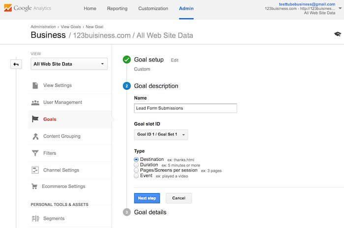 medical seo google analytics goals.jpg