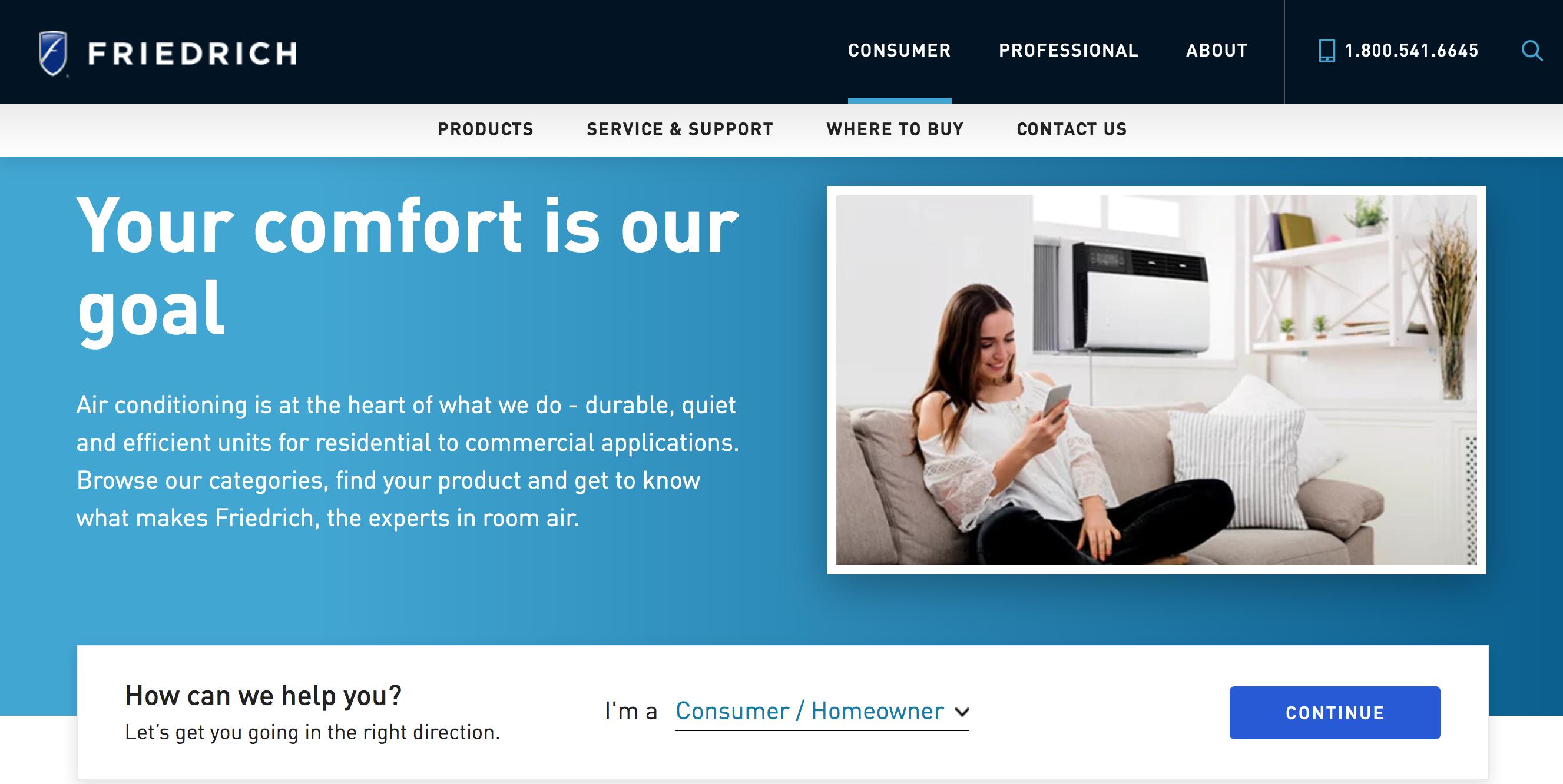 example-hubspot-website