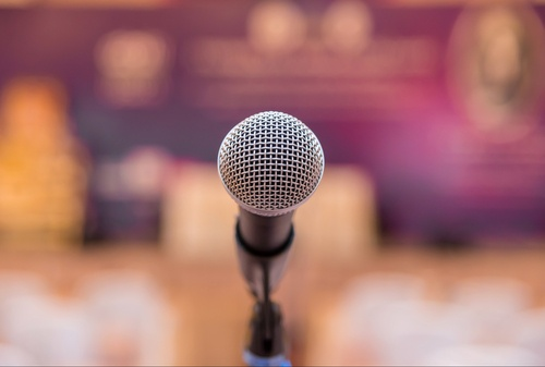 Public Speaking for Marketers