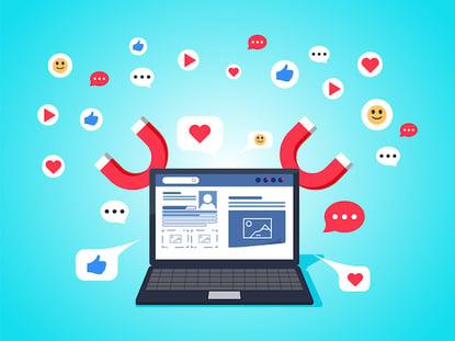 social-content-distribution