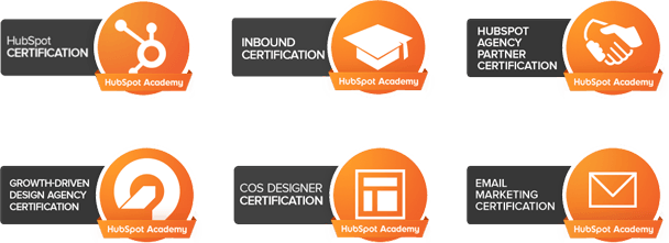 HubSpot Certifications