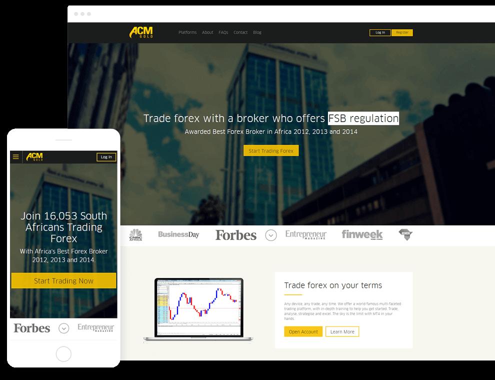 ACM Gold's Inbound Marketing Design