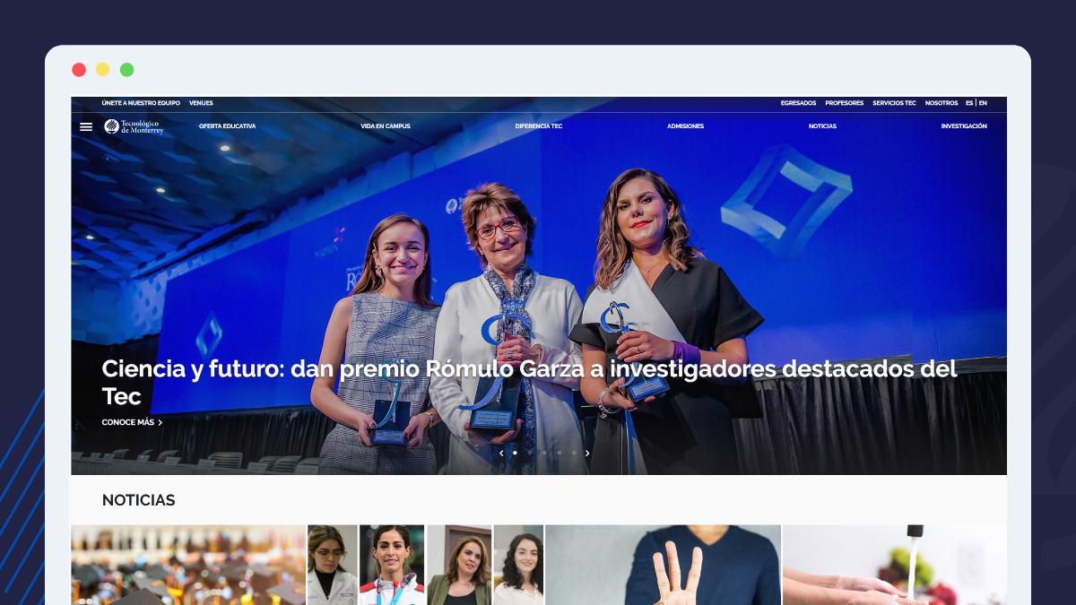 tec-homepage